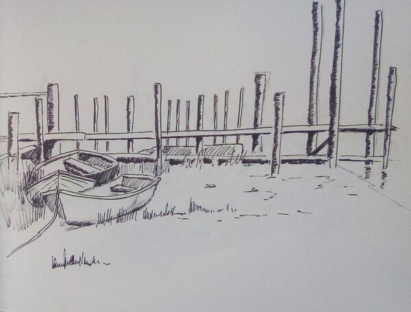 Another Morston Sketch