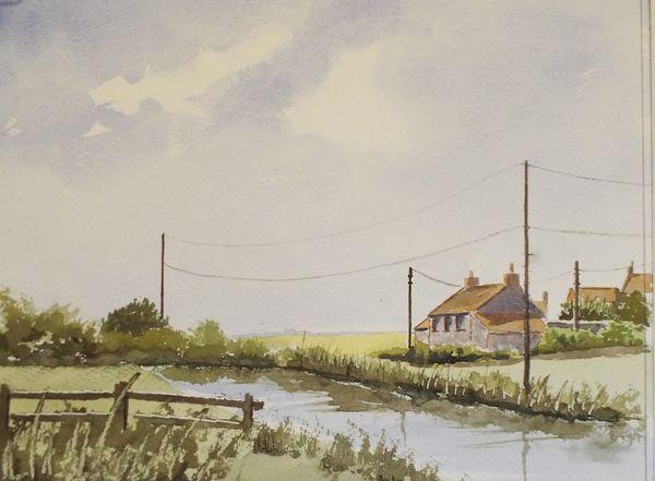 Salthouse toward Sheringham