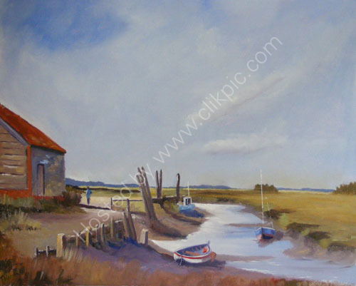 Thornham, North Norfolk