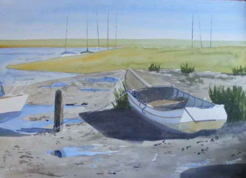 High and Dry @ Blakeney (SOLD)
