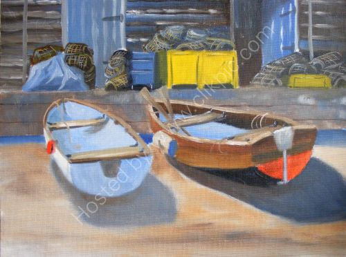 Around the back of Swanage (SOLD)