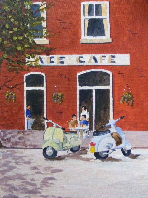Cafe Days £100