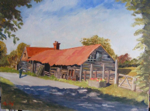 OLD BARN (SOLD)