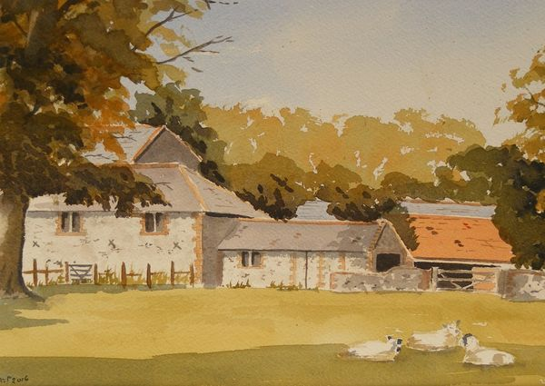 SOLD Felbrigg Barns