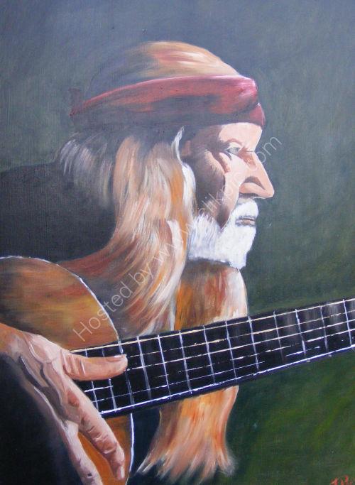"""Willie Nelson """"The Redheaded Stranger"""""""