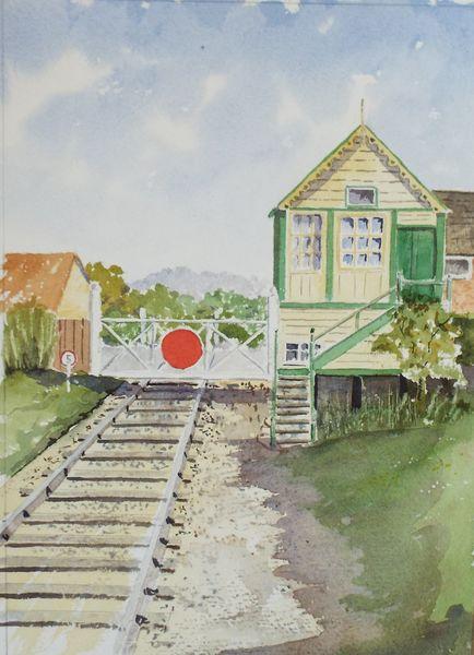 Sheringham signal Box