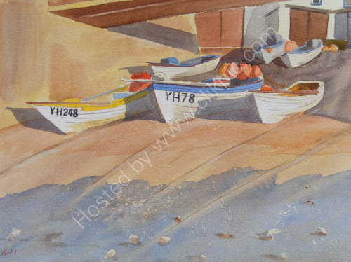 Under the Walkway, Sheringham (SOLD)