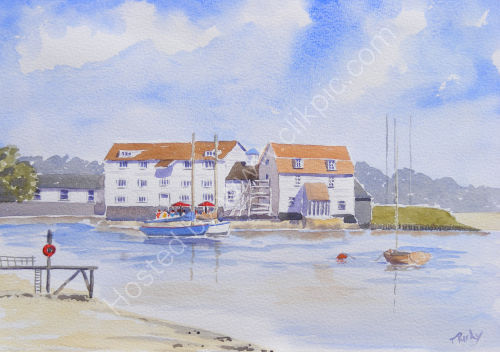 Woodbridge Mill Suffolk SOLD