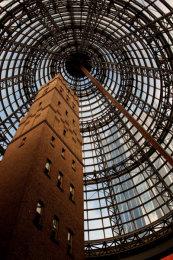 Coop's shot tower
