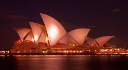 Evening at the Opera House
