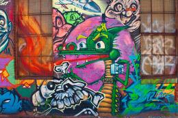 Toronto graffiti image 5