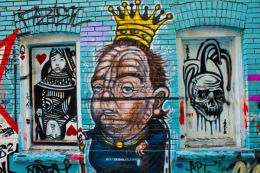Toronto graffiti image 3