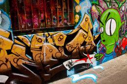 Melbourne graffiti 1