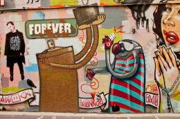 Melbourne graffiti 3
