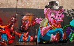 Melbourne graffiti 4
