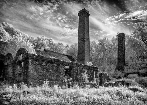 Brick Factory at Blist Hall