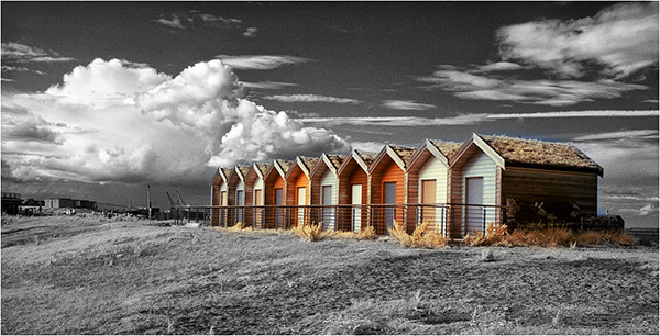 The Beach Huts
