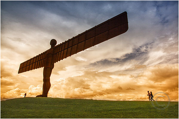 Angel of the North 4