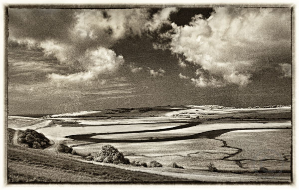 Cuckmere River Bends