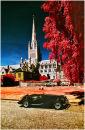 Parked Morgan Colour Image