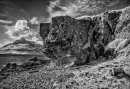Rock Face Elgol