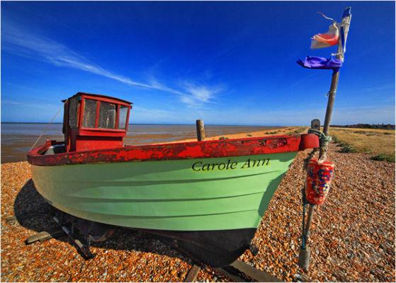 The Carole Anne Boat