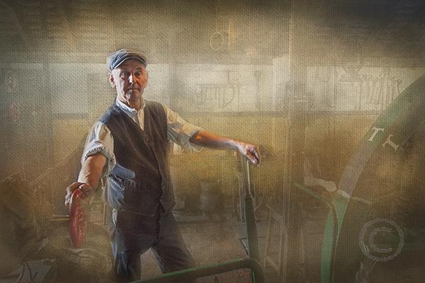 Wheelhouse Operator