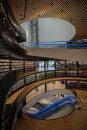 Interior Birmingham Library