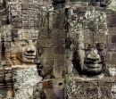 Stone Faces, Angkor Thom