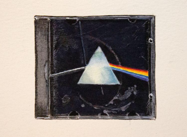 Pink Floyd: Dark Side of the Moon (2020) (SOLD)
