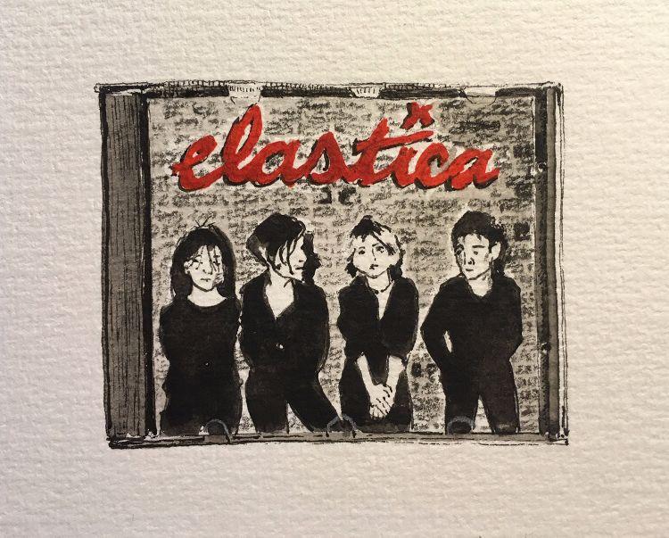 Elastica: Elastica (SOLD)