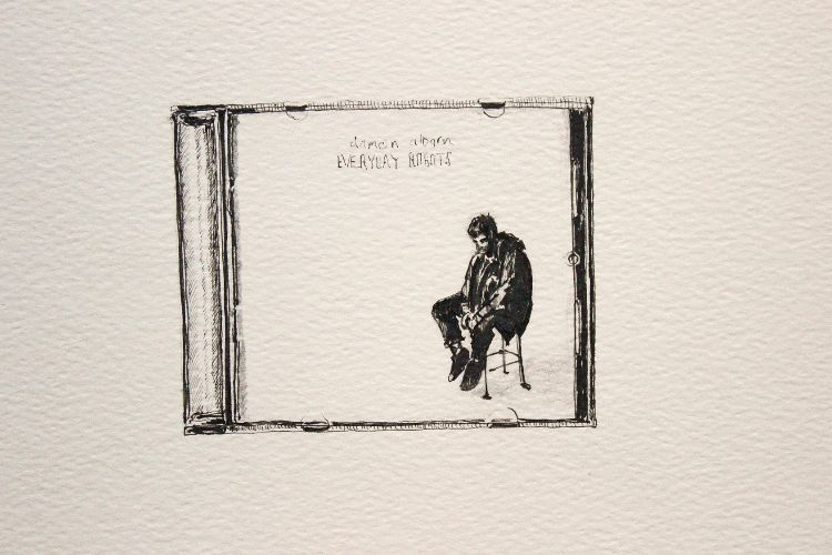 Damon Albarn: Everyday Robots (SOLD)