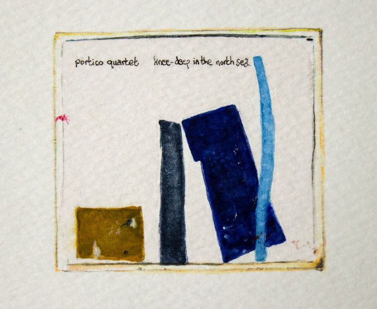 Portico Quartet: Knee Deep in the North Sea (2020)
