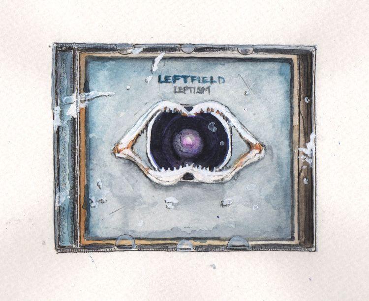 Leftfield: Leftism (SOLD)