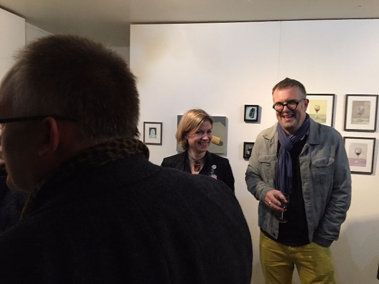 Tori Day and Charles Williams at Studio One Gallery