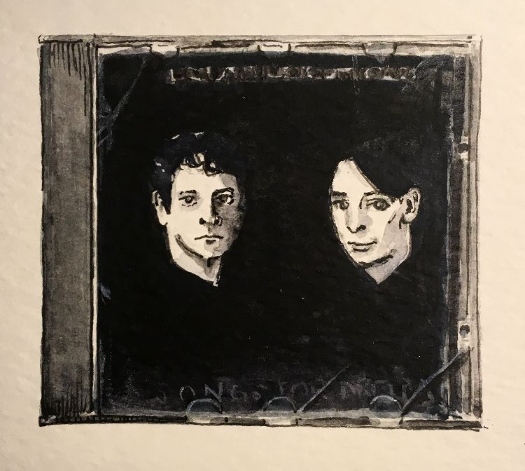 Lou Reed, John Cale: Songs For Drella (2018)