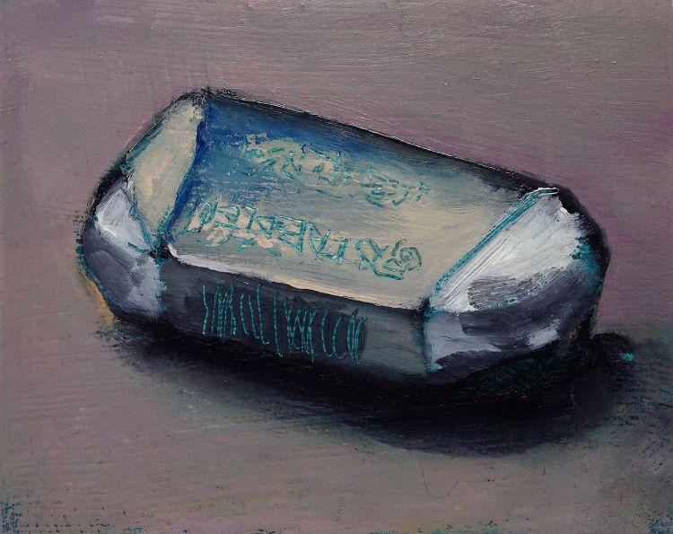 The Eraser (SOLD)