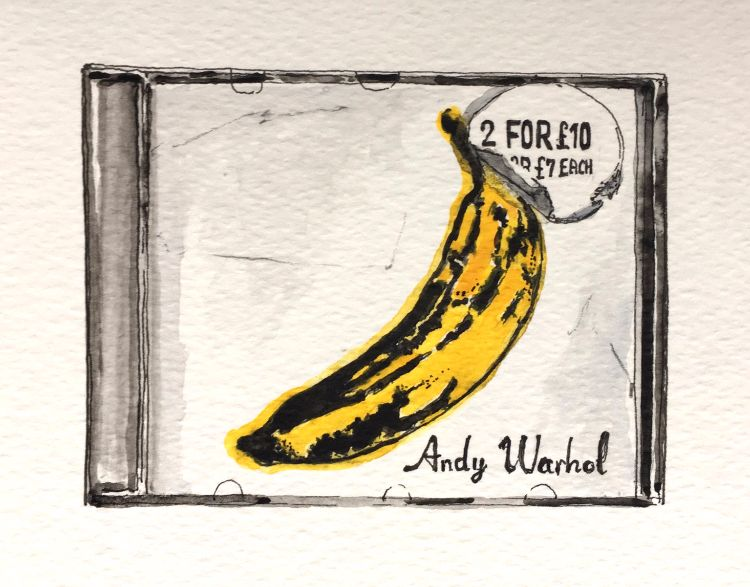 The Velvet Underground & Nico: The One with the Banana (2016)