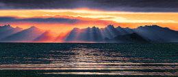 079. Summer Midnight in Lofoten