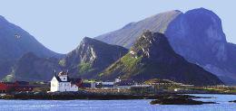 166. Arriving  Væroy