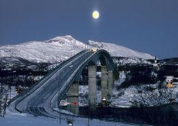 222. Moonlit Bridge