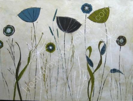 Wildflowers and seedheads