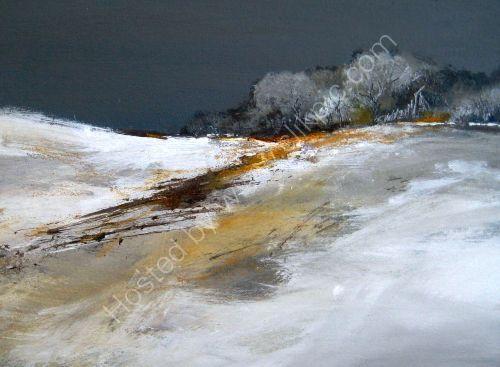 Early Winter Fields