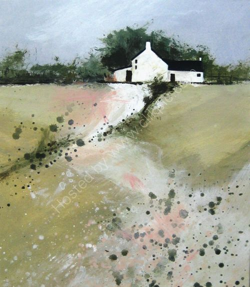 Cottage on the hill