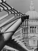St Paul's Cathedral / Millenium Bridge