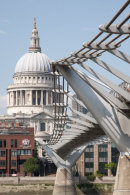 St Paul's Cathedral / Millennium Bridge