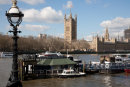 The Palace of Westminster from Lambeth
