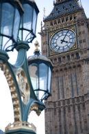 Big Ben, from Westminster Bridge