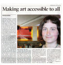 Mayo News Article-Ireland July 2006