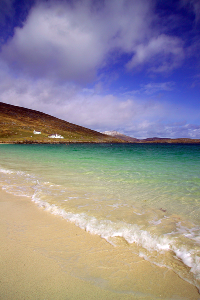 Beach at Vatersay
